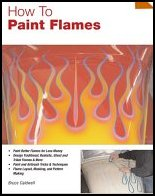 "Custom paint jobs are more popular than ever, and no form of custom painting is ""hotter"" than the flame job. This book will explain how to design the best-looking flames for a particular vehicle, how to transfer that design to the vehicle or your bedroom walls, and how to apply the paint. The process of painting the flames will be broken into major segments so that the reader can go as far as they feel their skills and confidence will allow. - No other books focus exclusively on the art of painting flames"