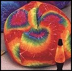 Tie Dye Bean Bag Chairs-Tie Die Bean Bag Chairs
